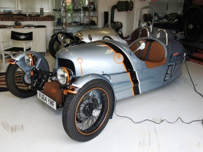 Morgan EV 3 Wheeler 5