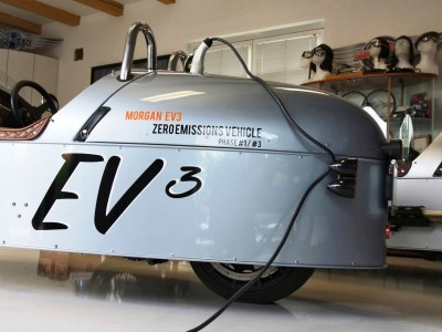 Morgan EV 3 Wheeler 7