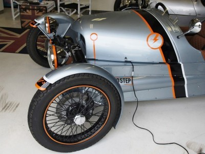 Morgan EV 3 Wheeler 9