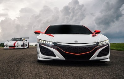 Next-Generation NSX: The 93rd Pikes Peak International Hill Climb Pace Car