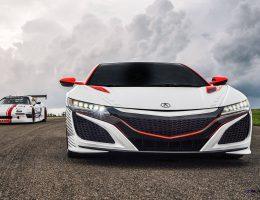 2015 Acura NSX Pikes Peak Pacecar Headlines Dozen Honda Cloud-Chasers!