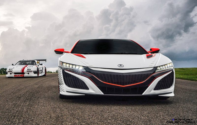 Next-Generation NSX: The 93rd Pikes Peak International Hill Clim