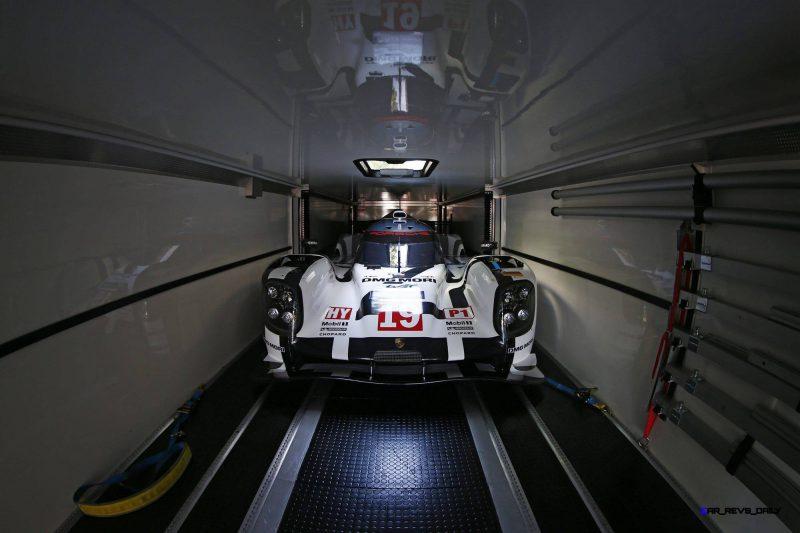 Porsche LeMans 2015 Victory 1