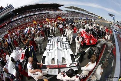 Porsche LeMans 2015 Victory 17