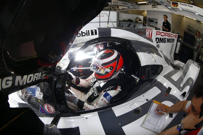 Porsche 919 Hybrid (19), Porsche Team: Nico Huelkenberg