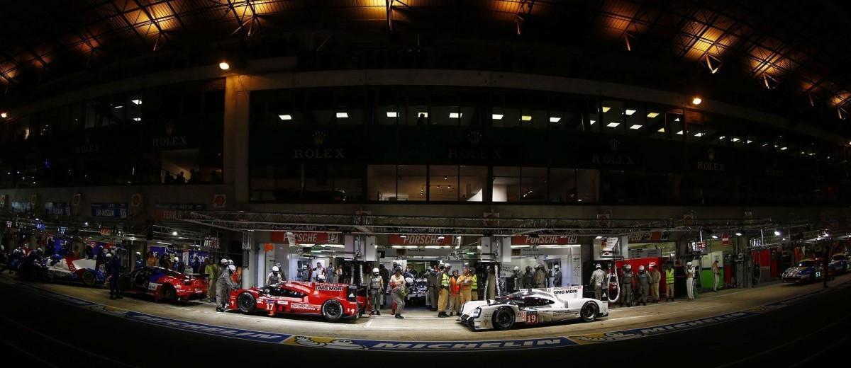 Porsche LeMans 2015 Victory 5
