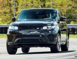2015 Range Rover Sport SVR – Track Video at Monticello + 140 New Photos