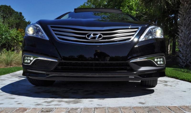 Road Test Review - 2015 Hyundai AZERA Limited 100