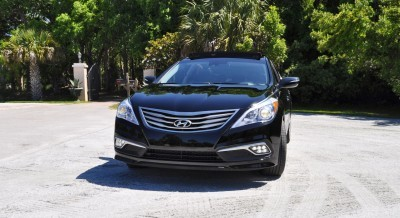 Road Test Review - 2015 Hyundai AZERA Limited 101