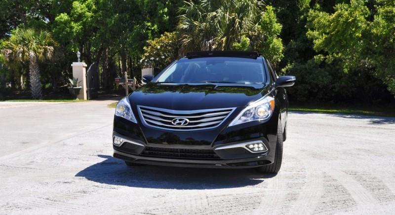 Road Test Review - 2015 Hyundai AZERA Limited 101