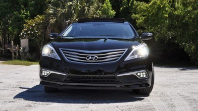 Road Test Review - 2015 Hyundai AZERA Limited 102