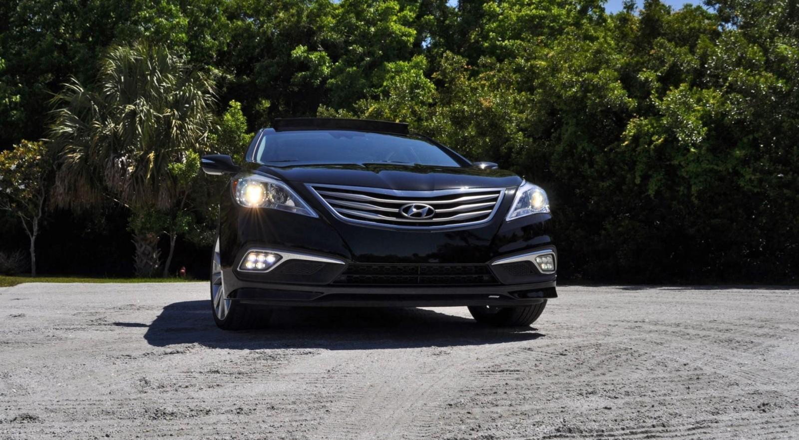 Road Test Review - 2015 Hyundai AZERA Limited 103