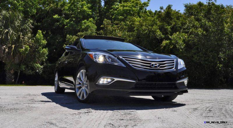 Road Test Review - 2015 Hyundai AZERA Limited 104