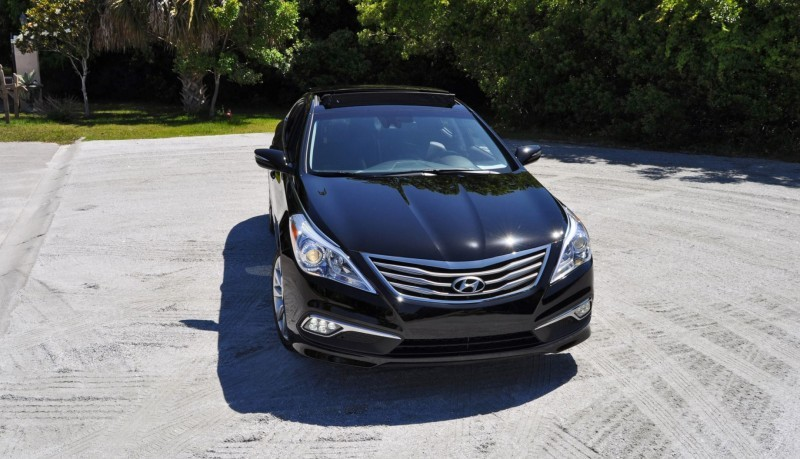 Road Test Review - 2015 Hyundai AZERA Limited 105