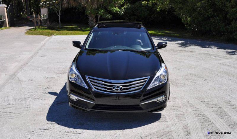 Road Test Review - 2015 Hyundai AZERA Limited 106