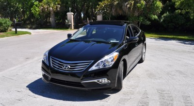 Road Test Review - 2015 Hyundai AZERA Limited 107