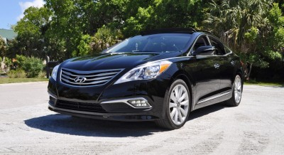 Road Test Review - 2015 Hyundai AZERA Limited 108