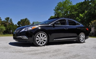 Road Test Review - 2015 Hyundai AZERA Limited 109