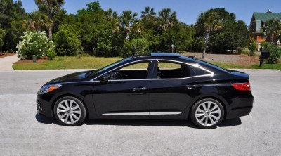 Road Test Review - 2015 Hyundai AZERA Limited 111