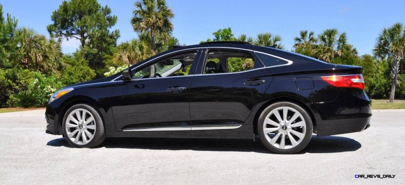 Road Test Review - 2015 Hyundai AZERA Limited 112