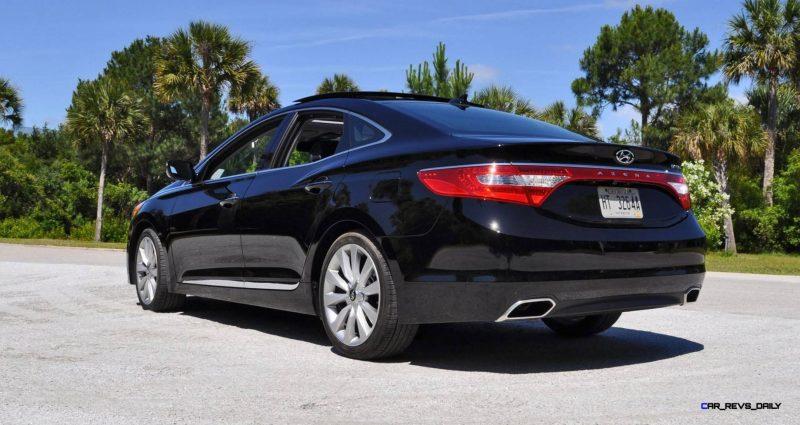 Road Test Review - 2015 Hyundai AZERA Limited 114