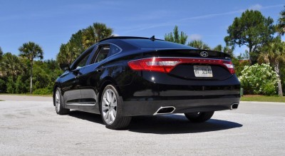 Road Test Review - 2015 Hyundai AZERA Limited 115
