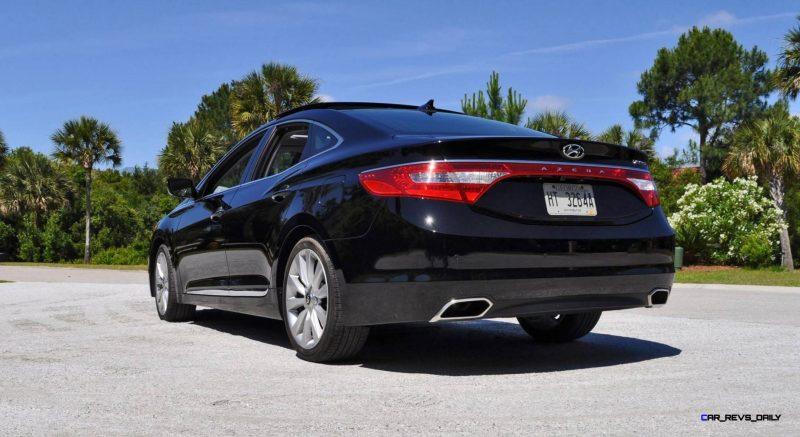 Road Test Review - 2015 Hyundai AZERA Limited 115