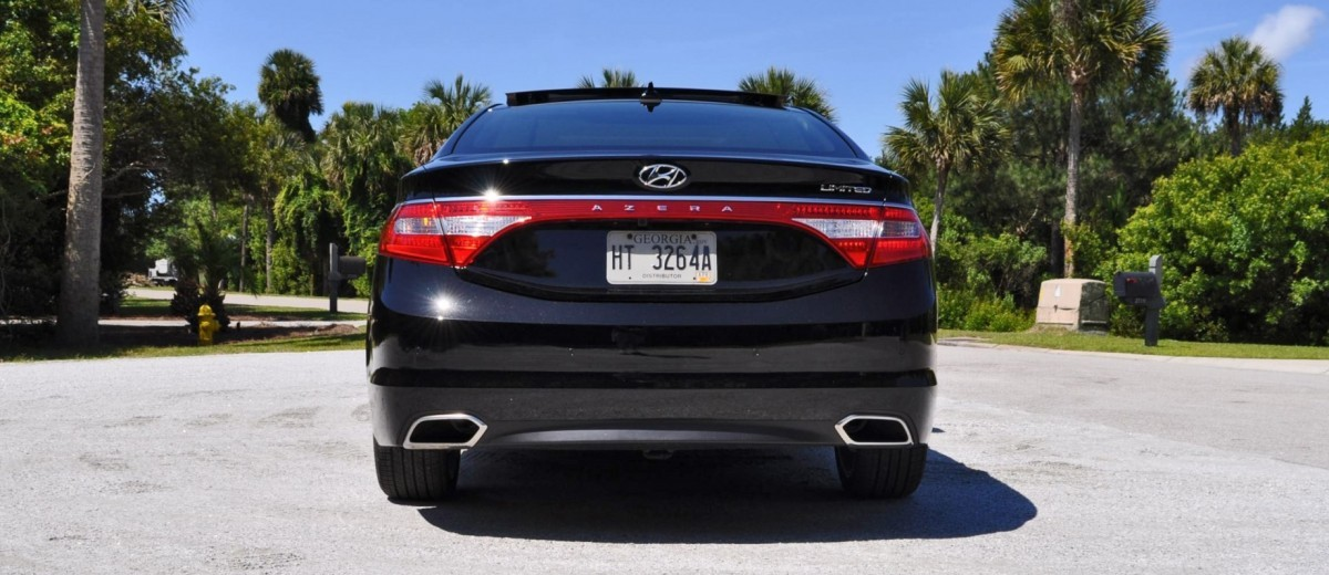 Road Test Review - 2015 Hyundai AZERA Limited 117