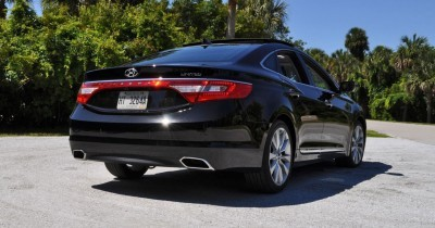 Road Test Review - 2015 Hyundai AZERA Limited 119