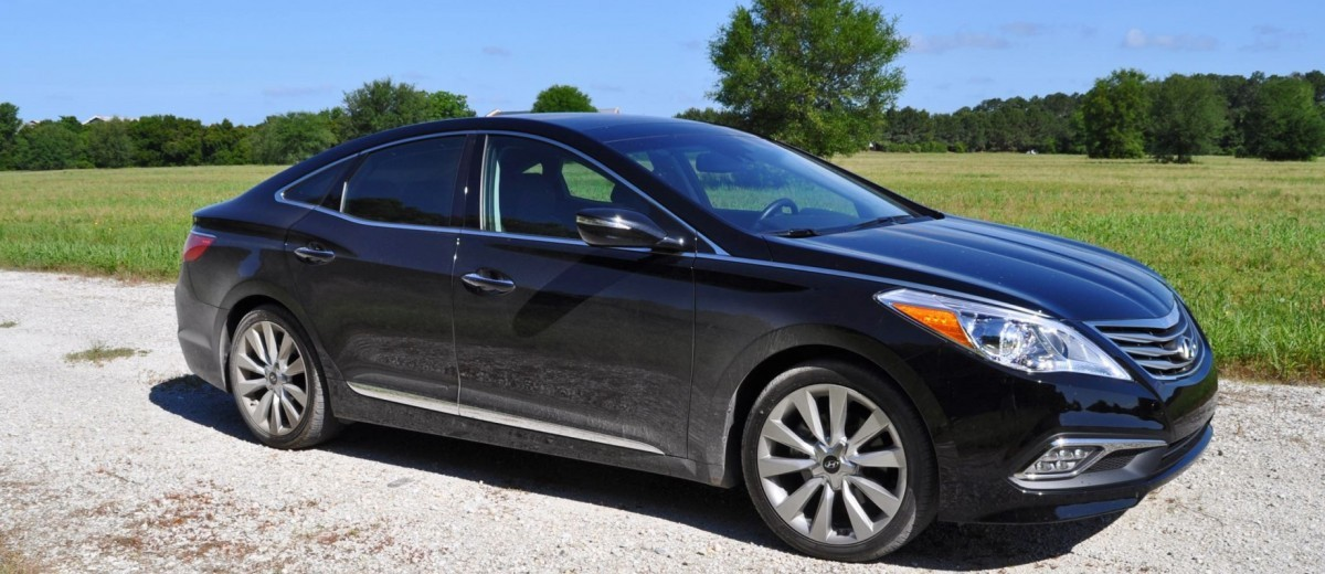 Road Test Review - 2015 Hyundai AZERA Limited 12