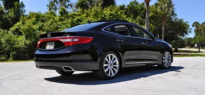Road Test Review - 2015 Hyundai AZERA Limited 120