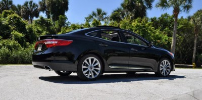 Road Test Review - 2015 Hyundai AZERA Limited 121