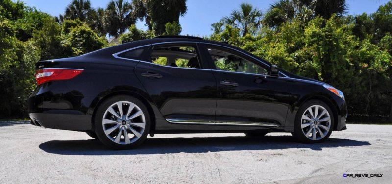 Road Test Review - 2015 Hyundai AZERA Limited 122