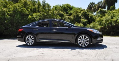 Road Test Review - 2015 Hyundai AZERA Limited 124