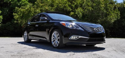 Road Test Review - 2015 Hyundai AZERA Limited 126
