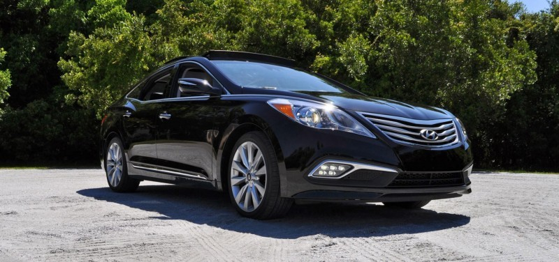 Road Test Review - 2015 Hyundai AZERA Limited 126