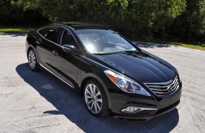Road Test Review - 2015 Hyundai AZERA Limited 128