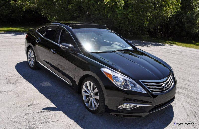 Road Test Review - 2015 Hyundai AZERA Limited 128