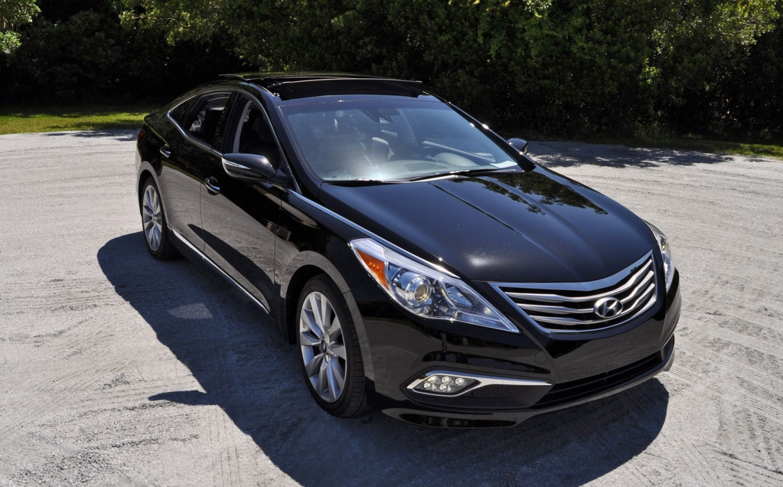 Road Test Review - 2015 Hyundai AZERA Limited 129