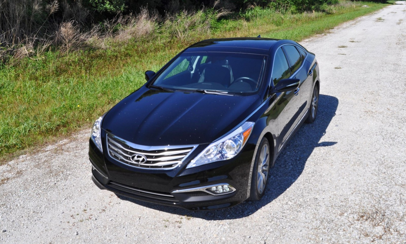 Road Test Review - 2015 Hyundai AZERA Limited 13