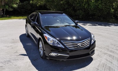 Road Test Review - 2015 Hyundai AZERA Limited 130
