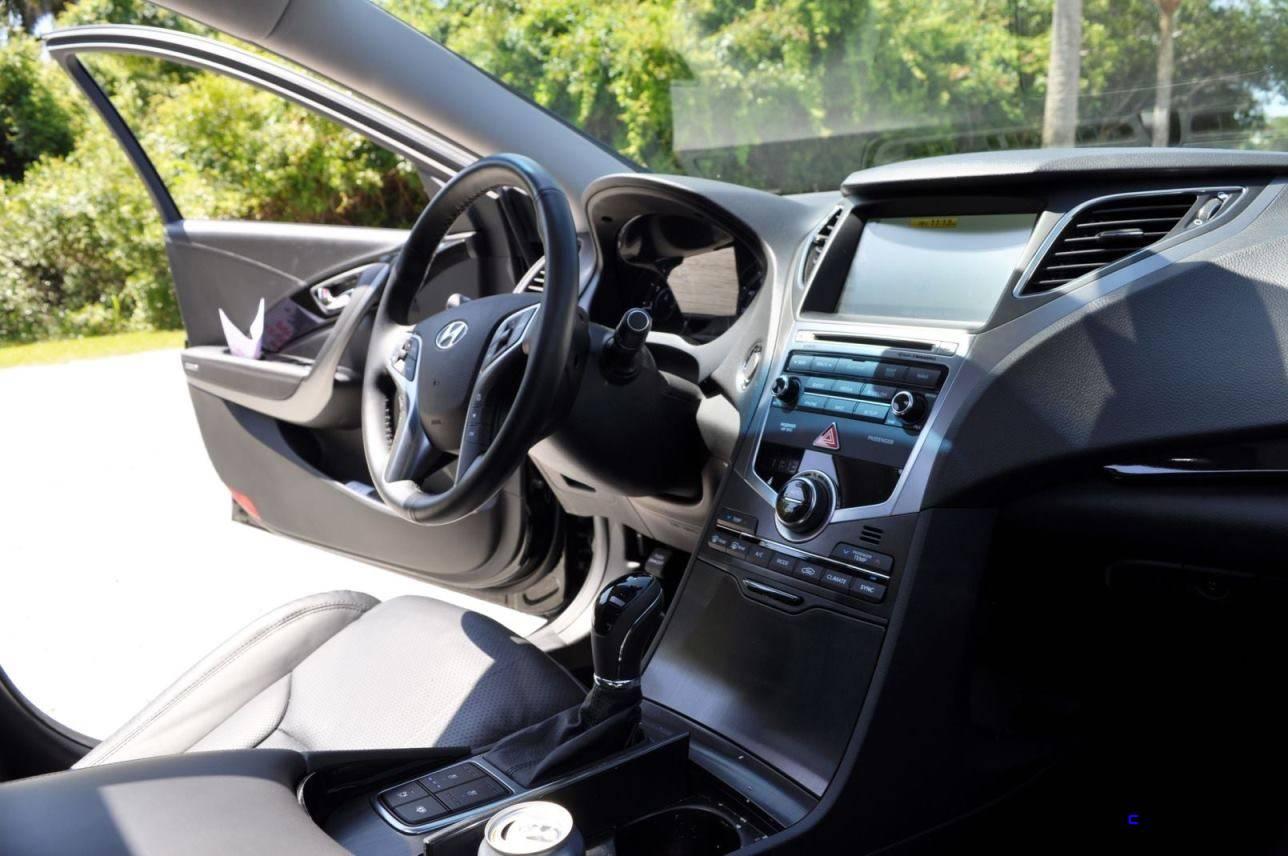 Road Test Review - 2015 Hyundai AZERA Limited 138