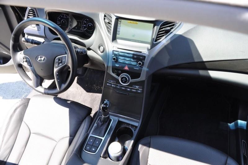 Road Test Review - 2015 Hyundai AZERA Limited 139