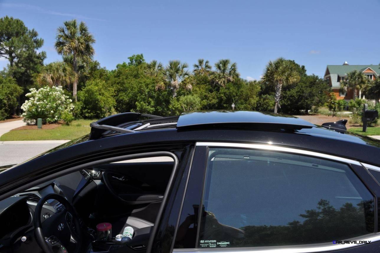 Road Test Review - 2015 Hyundai AZERA Limited 152