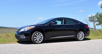 Road Test Review - 2015 Hyundai AZERA Limited 156