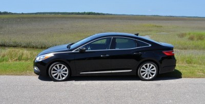 Road Test Review - 2015 Hyundai AZERA Limited 158