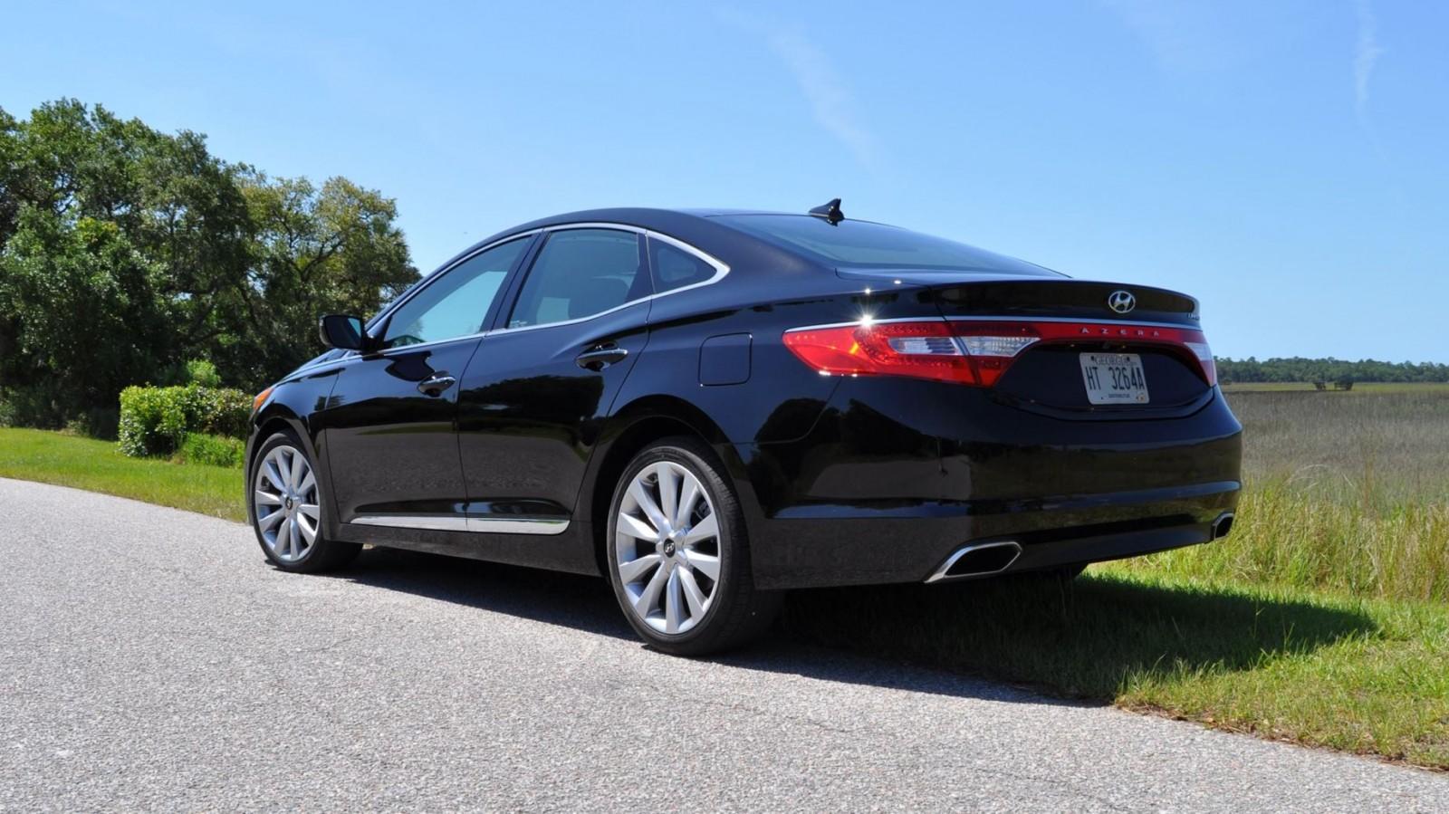 Road Test Review - 2015 Hyundai AZERA Limited 159