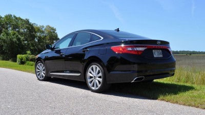 Road Test Review - 2015 Hyundai AZERA Limited 159