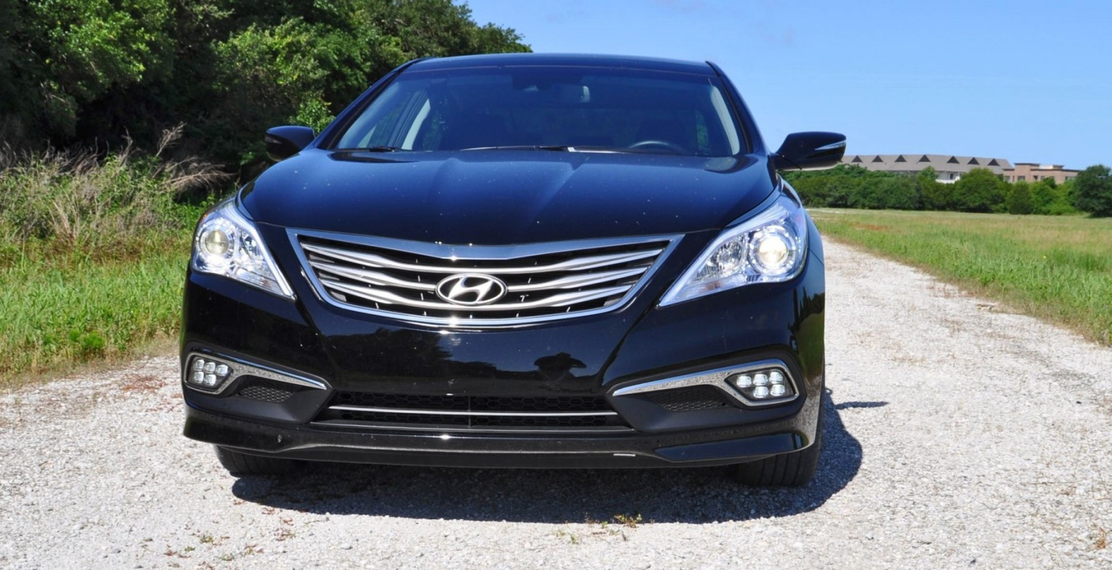 Road Test Review - 2015 Hyundai AZERA Limited 16