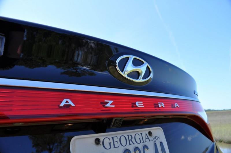 Road Test Review - 2015 Hyundai AZERA Limited 161